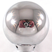 Chrome Ball Gear Shift Knob
