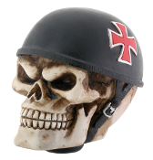 Skull Gear Shift Knob - Biker
