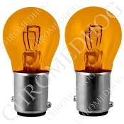 1157 Turn Signal Amber Bulbs - Set of 2