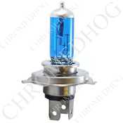 H4 Halogen 65/55W 12V Bulb - Icy Blue - Single