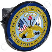 Tow Hitch Cover - Army Dept