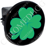 Tow Hitch Cover - Clover - Black
