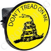 Tow Hitch Cover - Don't Tread on Me