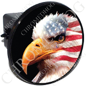 Tow Hitch Cover - Eagle - American L