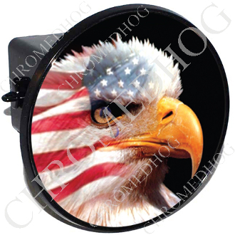 Tow Hitch Cover - Eagle - American R