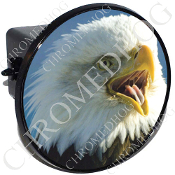 Tow Hitch Cover - Eagle - Screaming R
