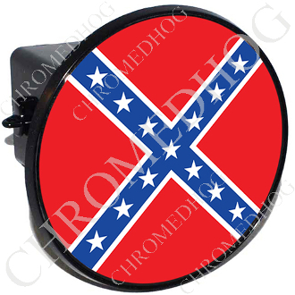 Tow Hitch Cover - Flag - Rebel