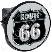 Tow Hitch Cover - Route 66
