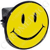 Tow Hitch Cover - Smiley Face