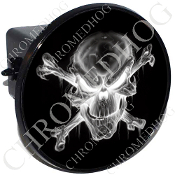 Tow Hitch Cover - Skull & Bones
