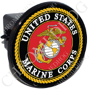 Tow Hitch Cover - USMC Marine Corps