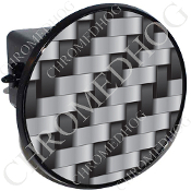 Tow Hitch Cover - Carbon Fiber