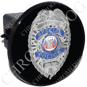 Tow Hitch Cover - Special Police Badge - B1