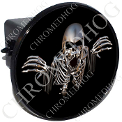Tow Hitch Cover - Skeleton - Black NF