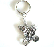Screaming Eagle Key Chain