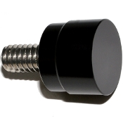 Twin Cam Air Cleaner Bolt - S SM Black Billet