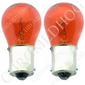 1156 Turn Signal Red Bulbs - Set of 2