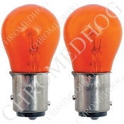 1157 Turn Signal Red Bulbs - Set of 2