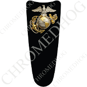 03-07 Ultra Classic CB Dash Insert Decal - USMC Marines EGA B