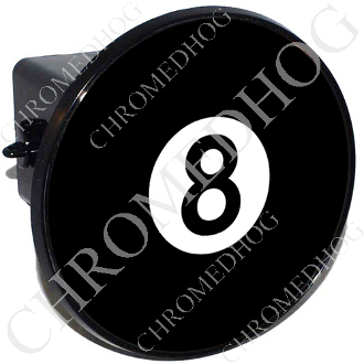 Tow Hitch Cover - 8 Ball