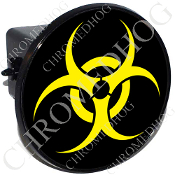 Tow Hitch Cover - Hazard - Yellow