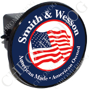 Tow Hitch Cover - Smith & Wesson