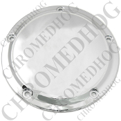 5 Hole Derby Cover - Chrome